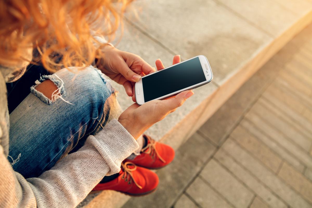 Включите виброрежим на телефоне / depositphotos.com