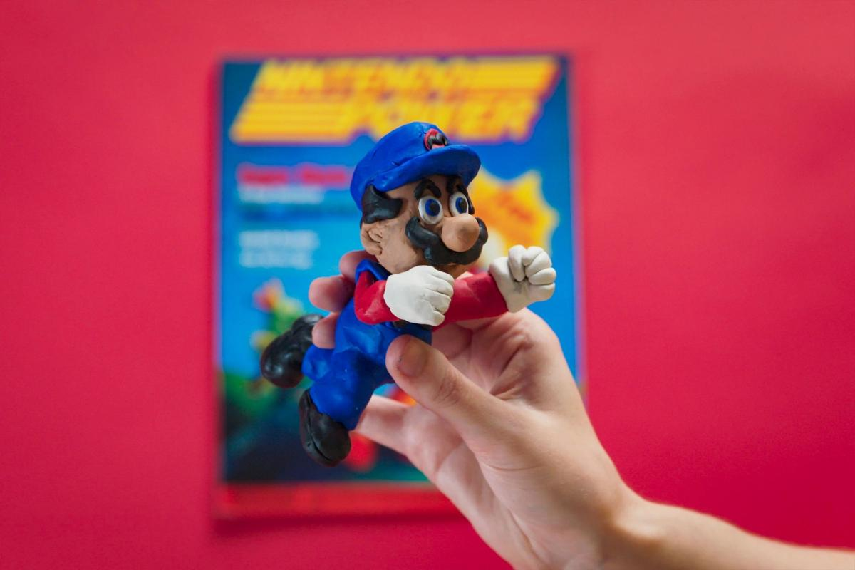 Не обошлось в сериале и без упоминания Марио / фото nintendoenthusiast.com