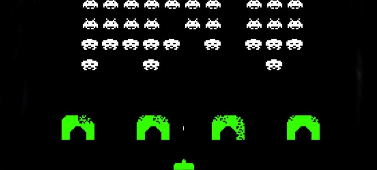 Дизайн инопланетян в Space Invaders был вдохновлен осьминогами и крабами /скриншот