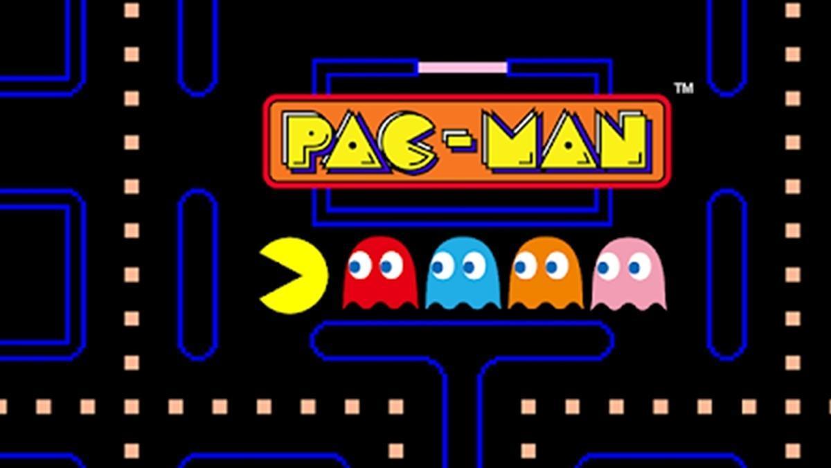 Пицца без одного куска стала референсомпри создании культового желтого персонажаPac-Man/ скриншот