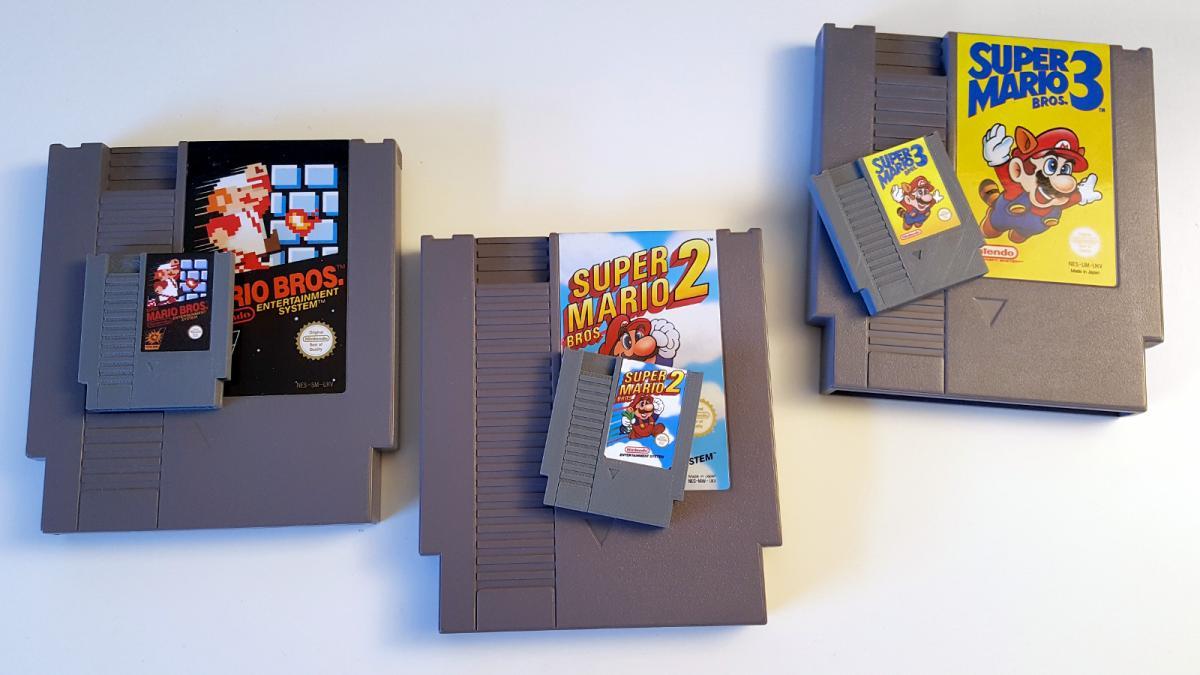 Подобнаяпластиковая коробочка перевернула всю гейминдустрию в 1980-х / фото topfree.de