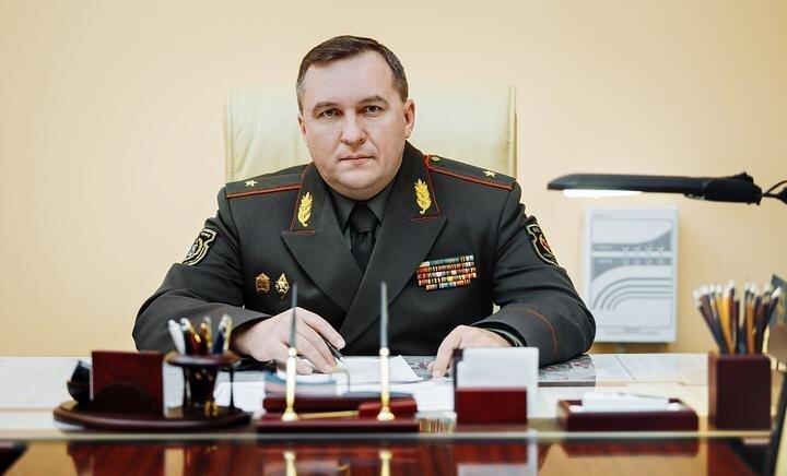 Minister Khrenin / Photo from Nasha Niva