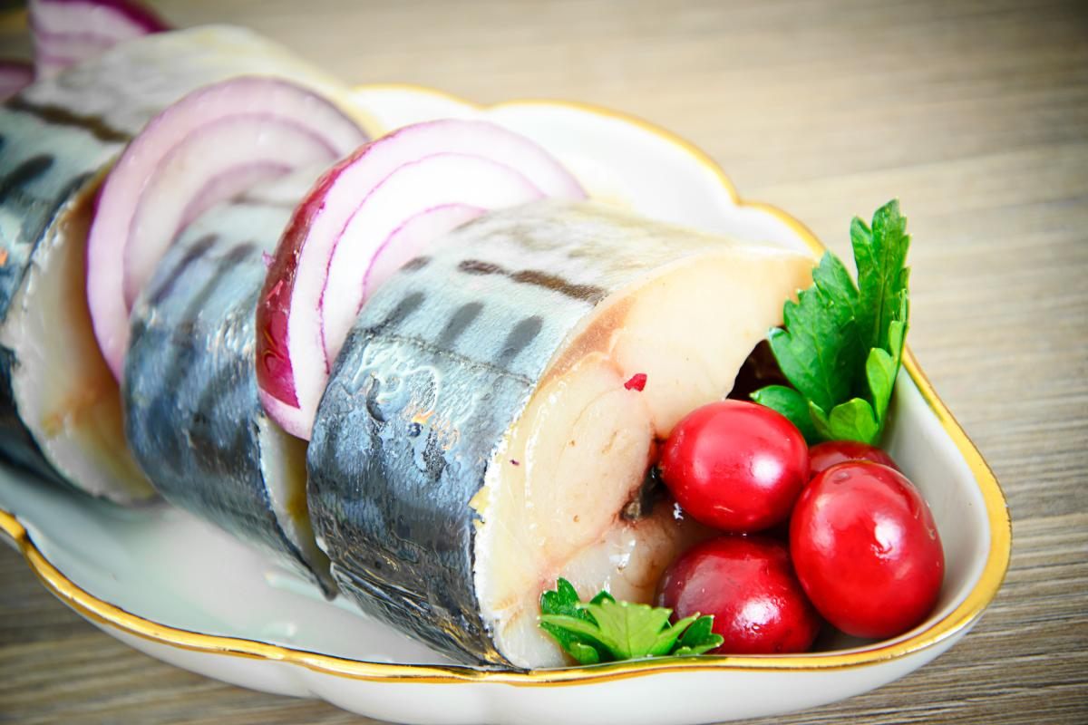 Рецепт маринованной скумбрии / фото ua.depositphotos.com