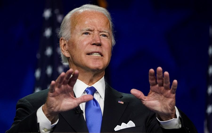 Biden vows to provide Ukraine with lethal weapons if he wins presidential election / REUTERS