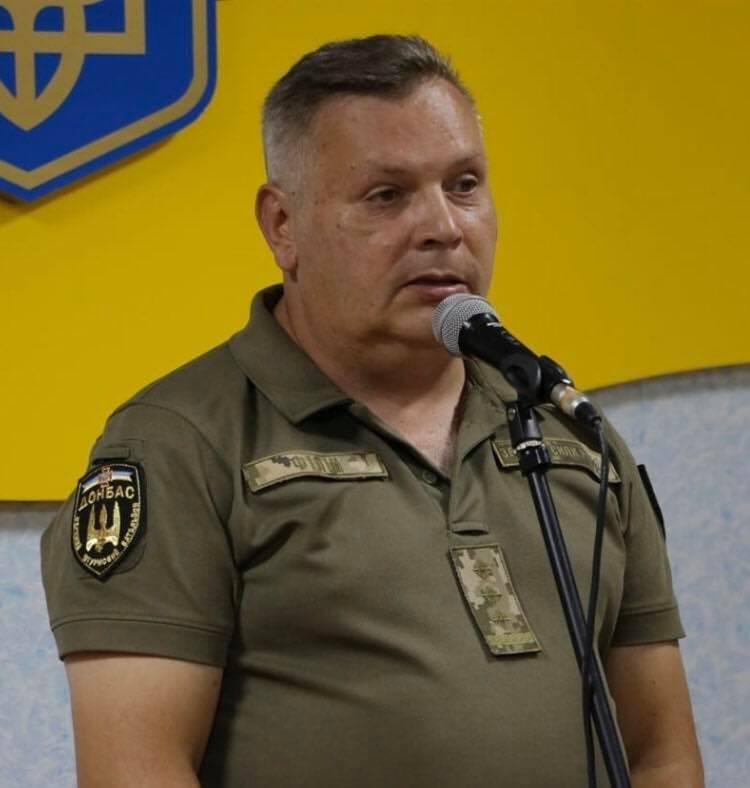 В Іловайську проявився героїзм воїнів, вважає Власенко / Facebook Филин Донбасс-Украина