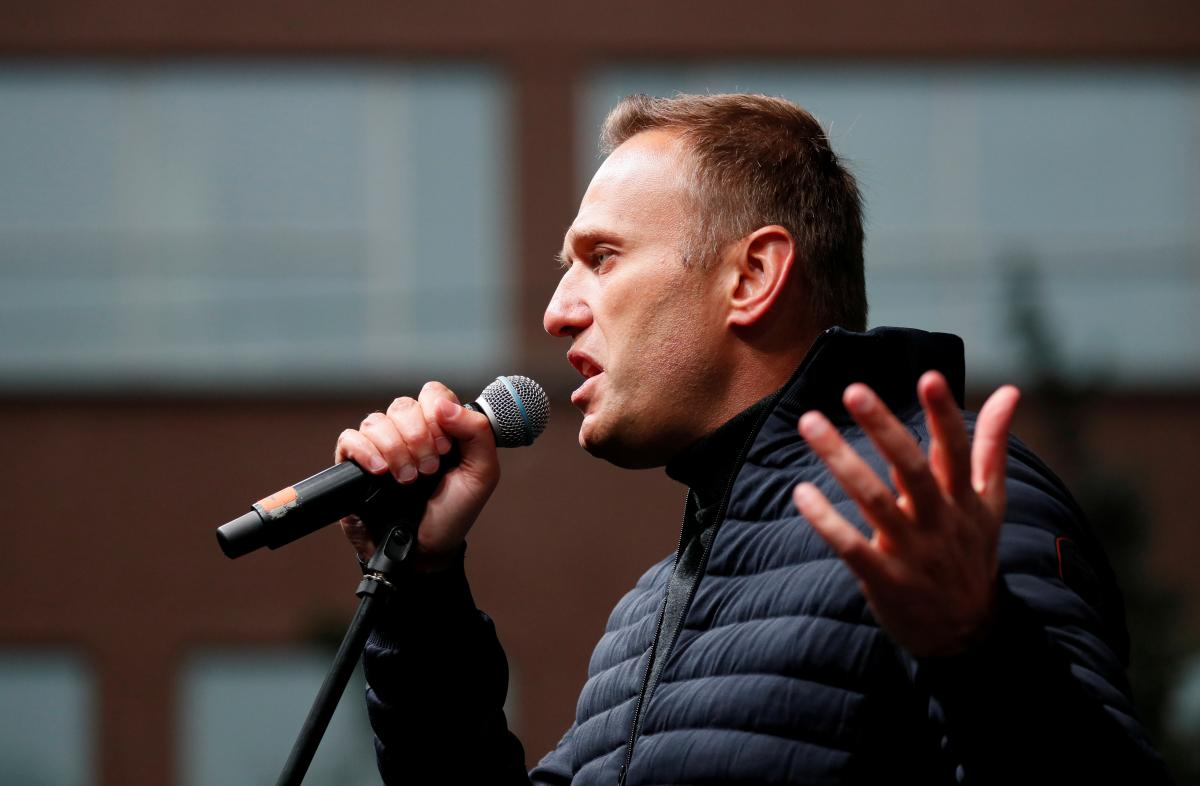 Navalny was poisoned with Novichok / REUTERS