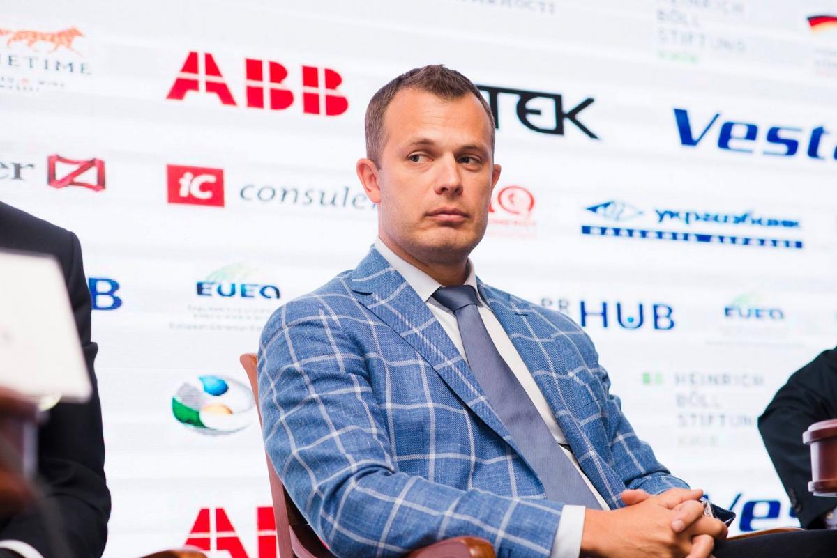 Игорь Тынный / фото facebook.com/igor.tynnyi