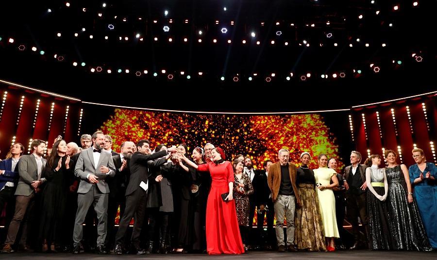 Жюри конкурса присудит восемь премий \ REUTERS