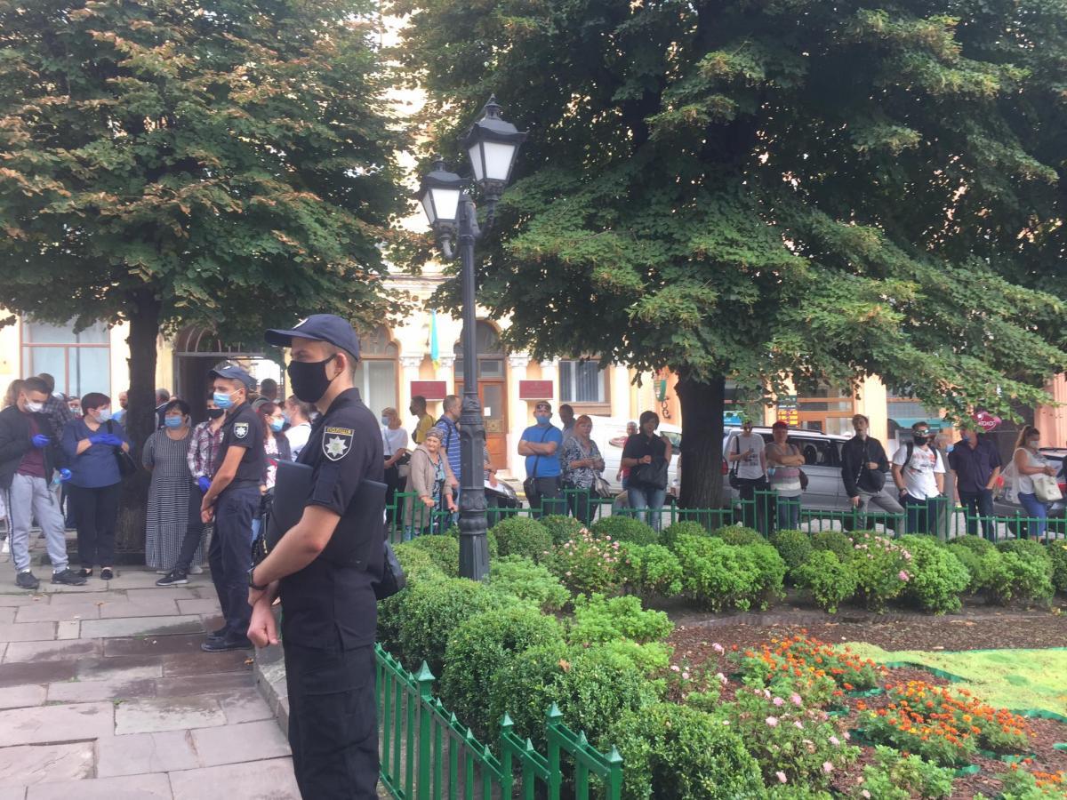 В Черновцах ослабили карантин / фото УНИАН