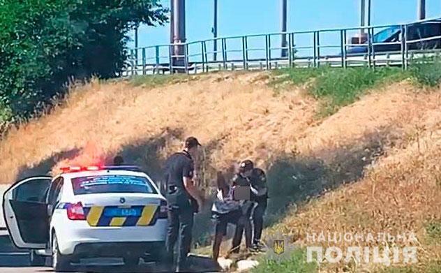 Похитителя детей в Полтаве задержали / фото npu.gov.ua