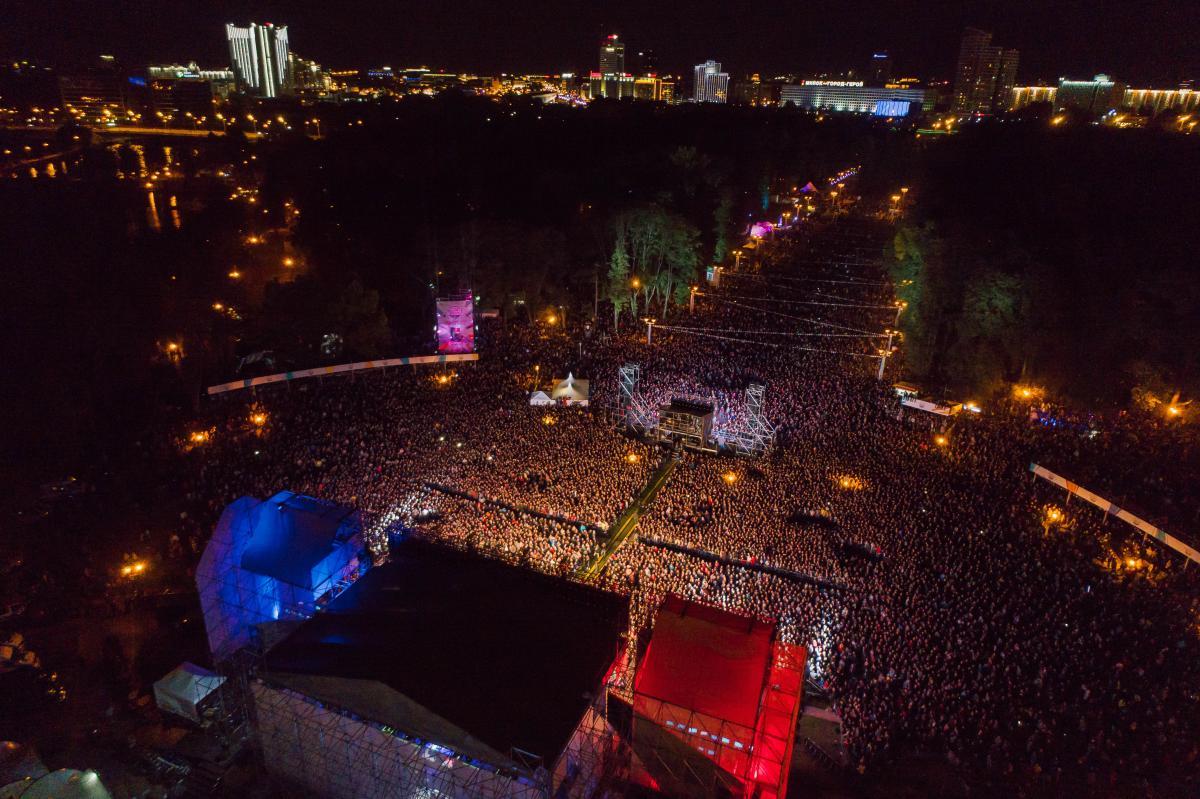 """Фестиваль """"День танкиста"""" в 2019 году /wargaming.net"""