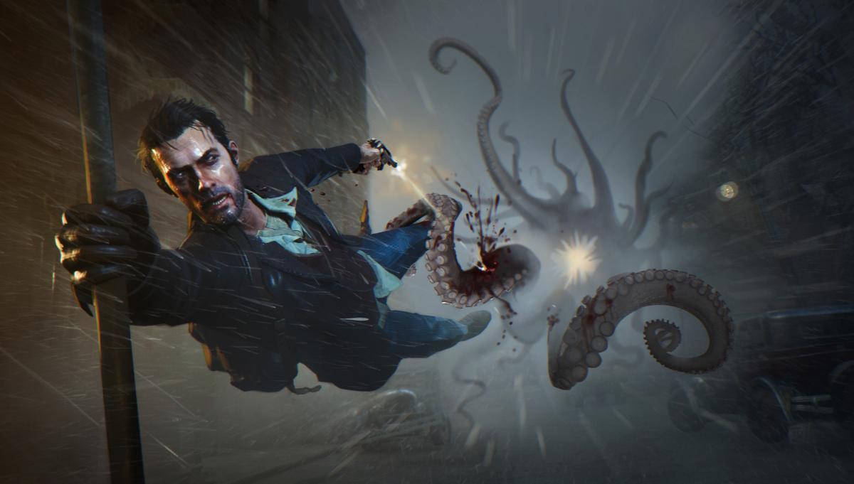 The Sinking City - приключенческая игра, вдохновленная произведениями Лавкрафта / фото frogwares.com