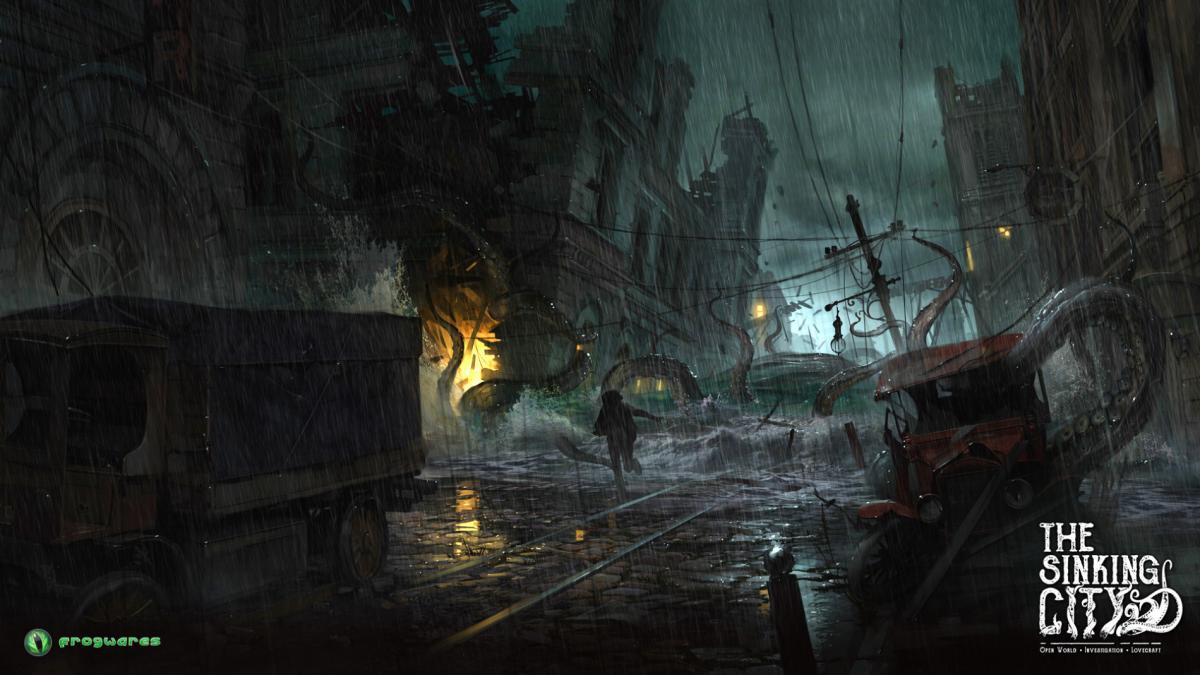 The Sinking City пока что можно приобрести напрямую на сайте студии / фото frogwares.com