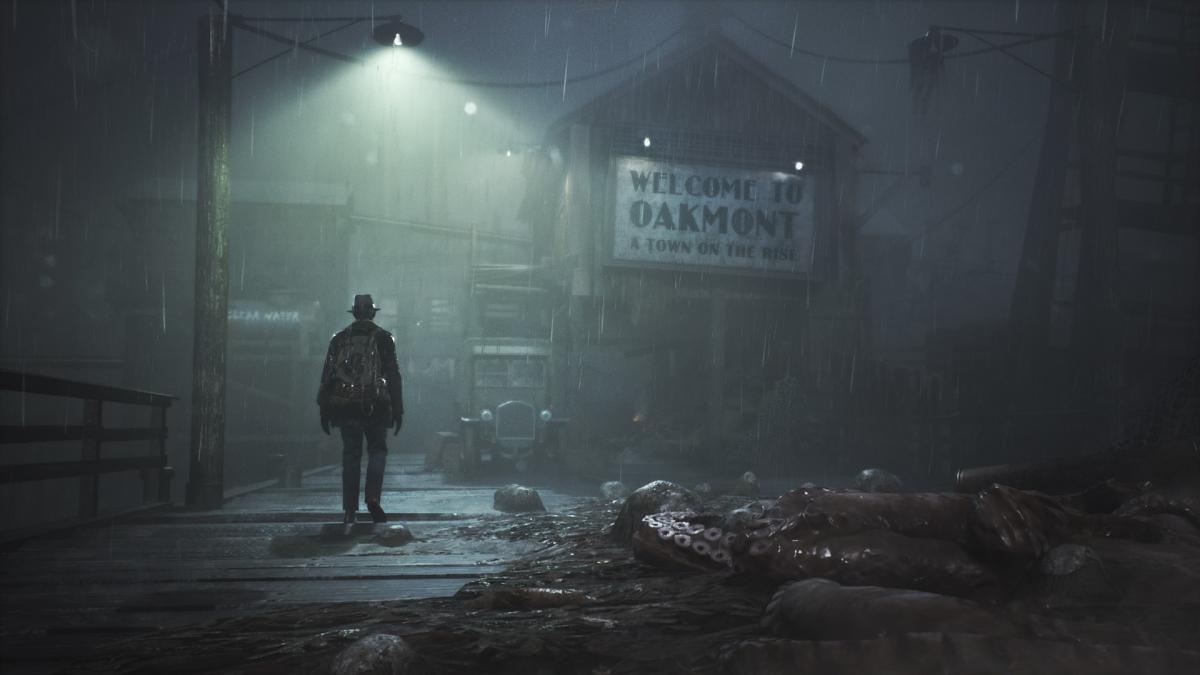 The Sinking City пропала из Steam и PS Store / фото frogwares.com