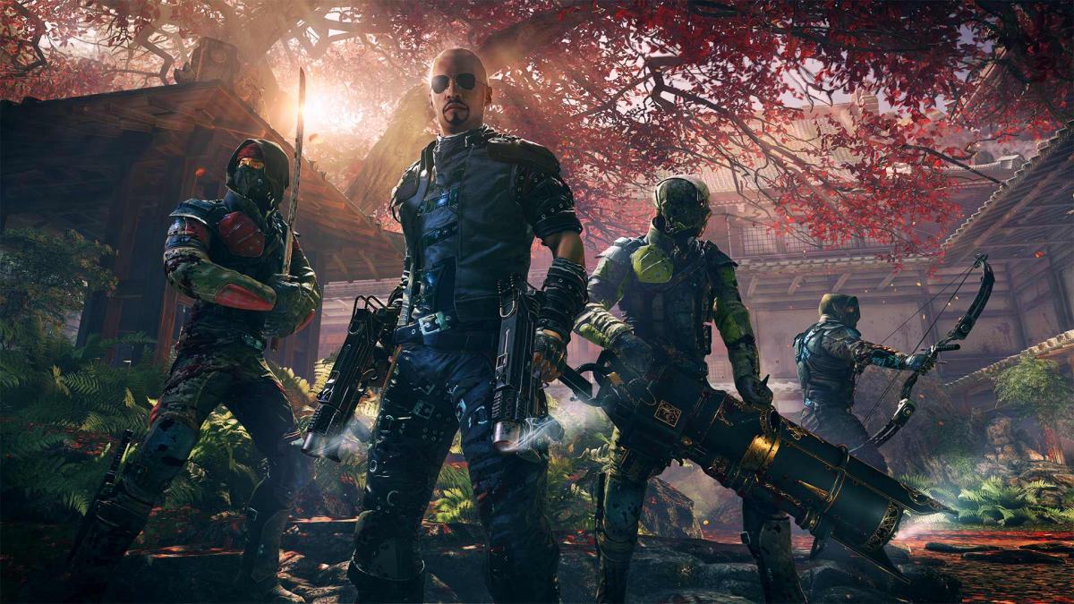 Комплект из двух частей Shadow Warrior получил скидку в 75% /store.playstation.com