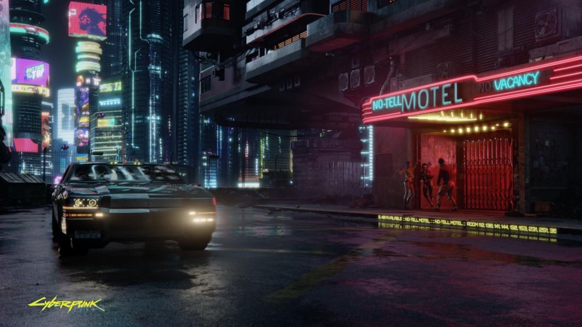 Реліз Cyberpunk 2077 відбудеться 19 листопада / фотоgameinformer.com