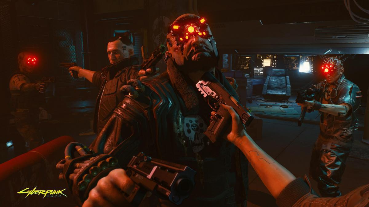 Cyberpunk 2077 /фото CD Projekt RED