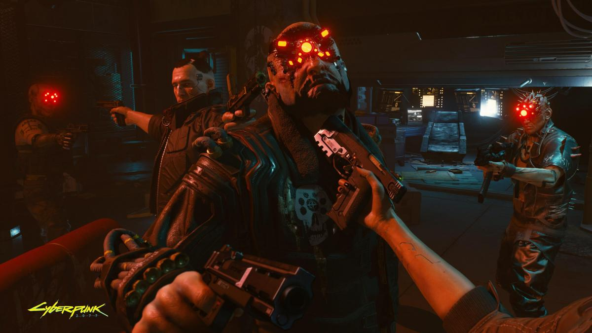 Польський рольовий екшн Cyberpunk 2077 вийде 19 листопада / фото CD Projekt RED