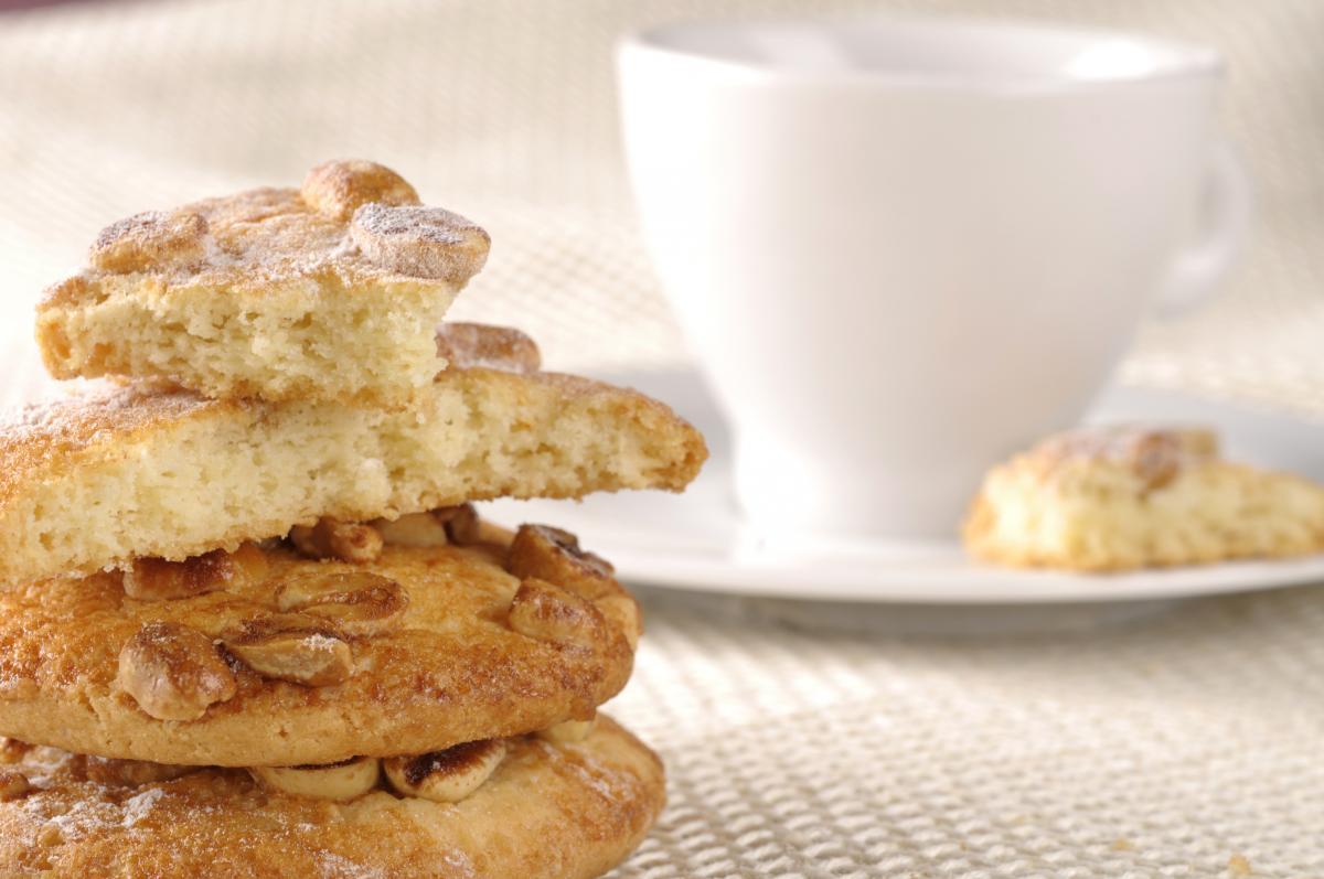 Как приготовить печенье с орехами / фото ua.depositphotos.com