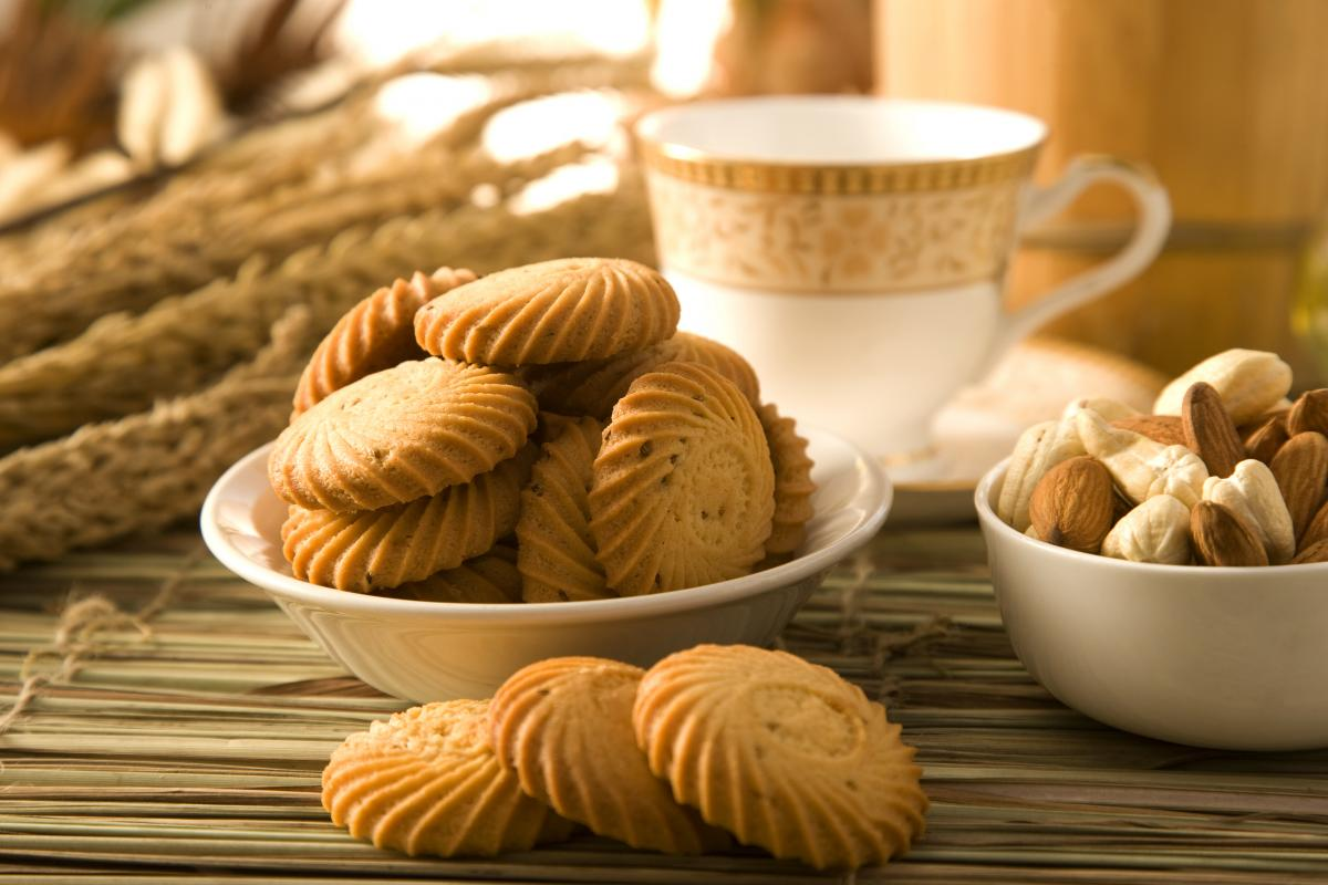 Рецепт печенья с орехами / фото ua.depositphotos.com
