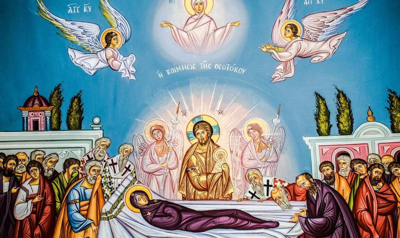 Успіння Пресвятої Богородиці - традиції та прикмети свята/ фото mesjoursferies.com