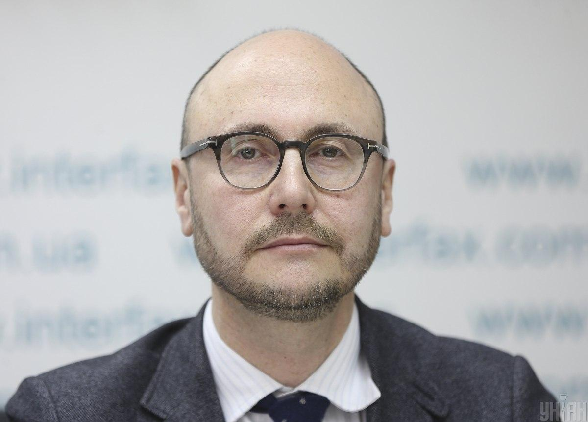 Сергей Гусовский-кандидат в мэры Киева / фото УНИАН