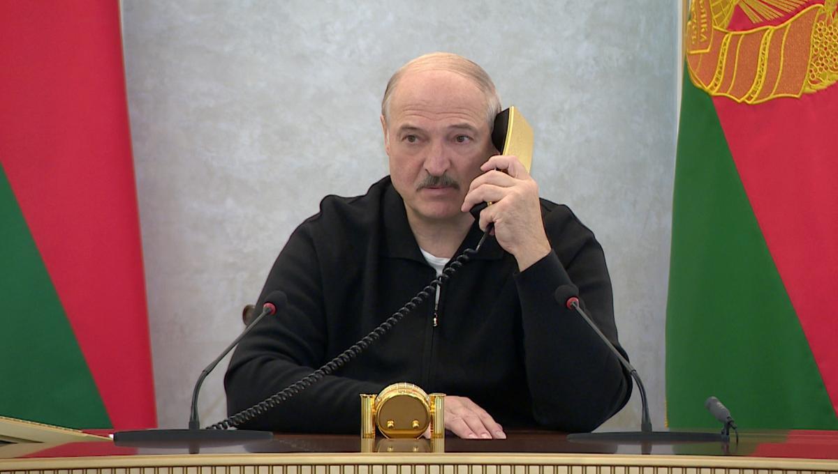 ЕС вводит санкции против режима Лукашенко / фото REUTERS