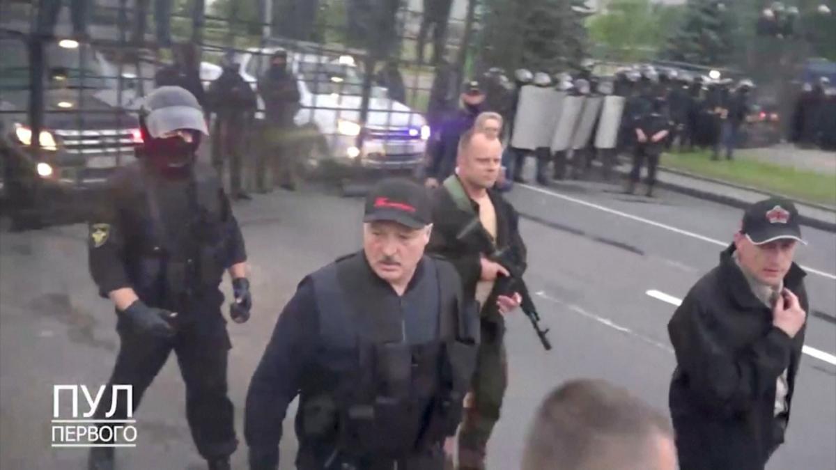Білорусь новини - Лукашенко готує масштабні мітинги у день протестів в неділю / Фото: REUTERS
