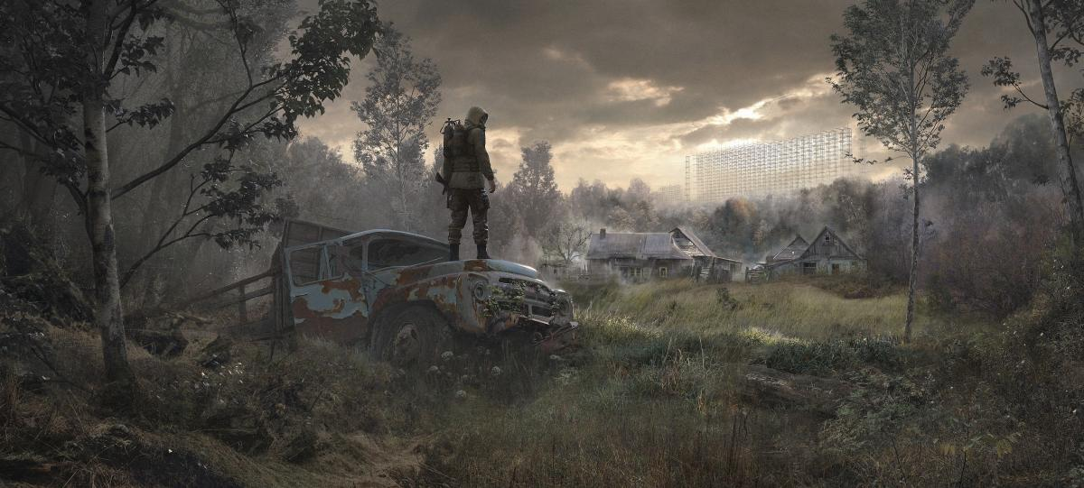 Кадр из игры S.T.A.L.K.E.R. 2 / фото stalker2.com