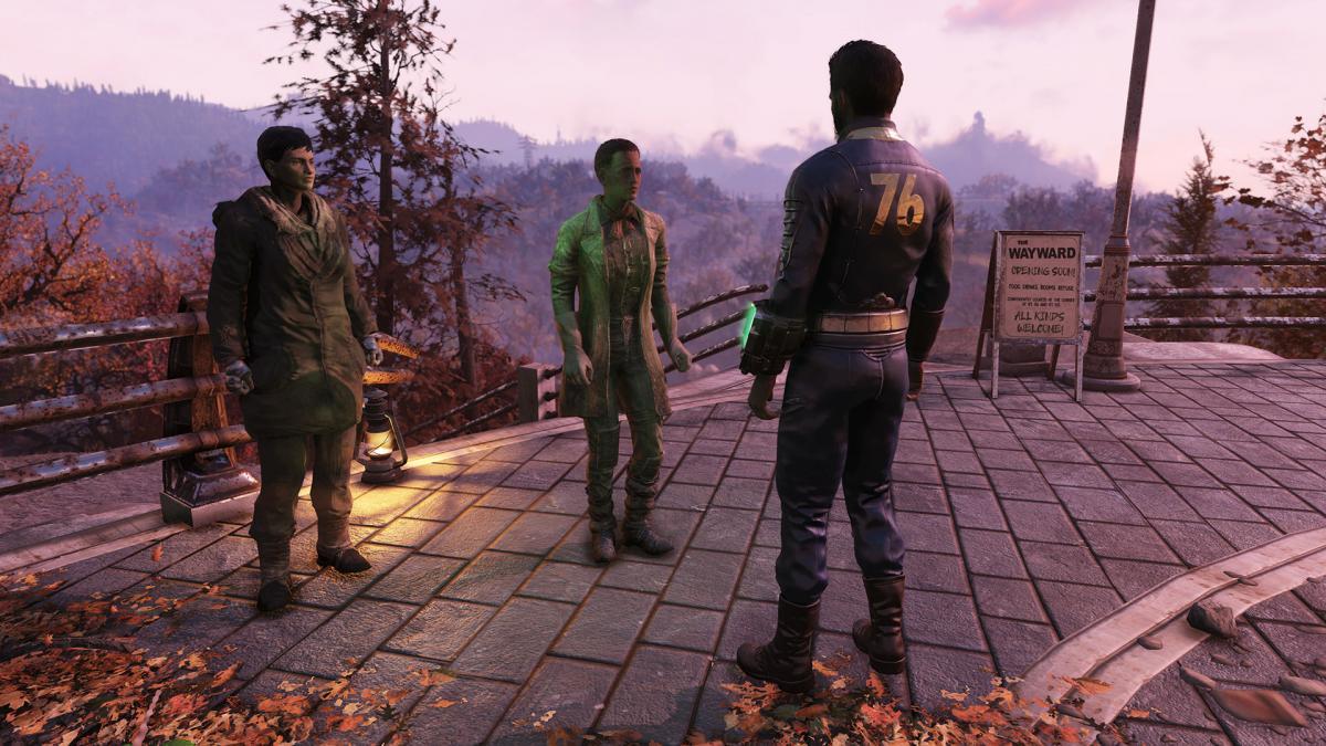 Falloutи другие игрыBethesda теперь принадлежатMicrosoft / скриншот