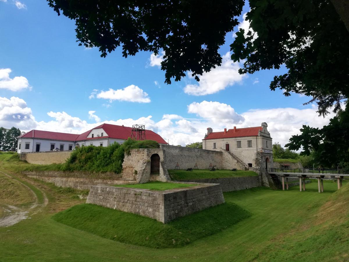 Збаразький замок. На Тернопільщині ще чимало цікавих замків/ фото Марина Григоренко