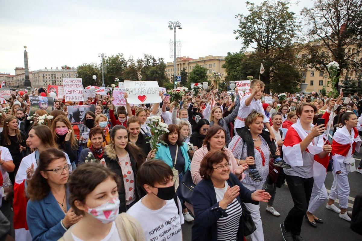 В Беларуси против решения Лукашенко закрыть границы / фото REUTERS