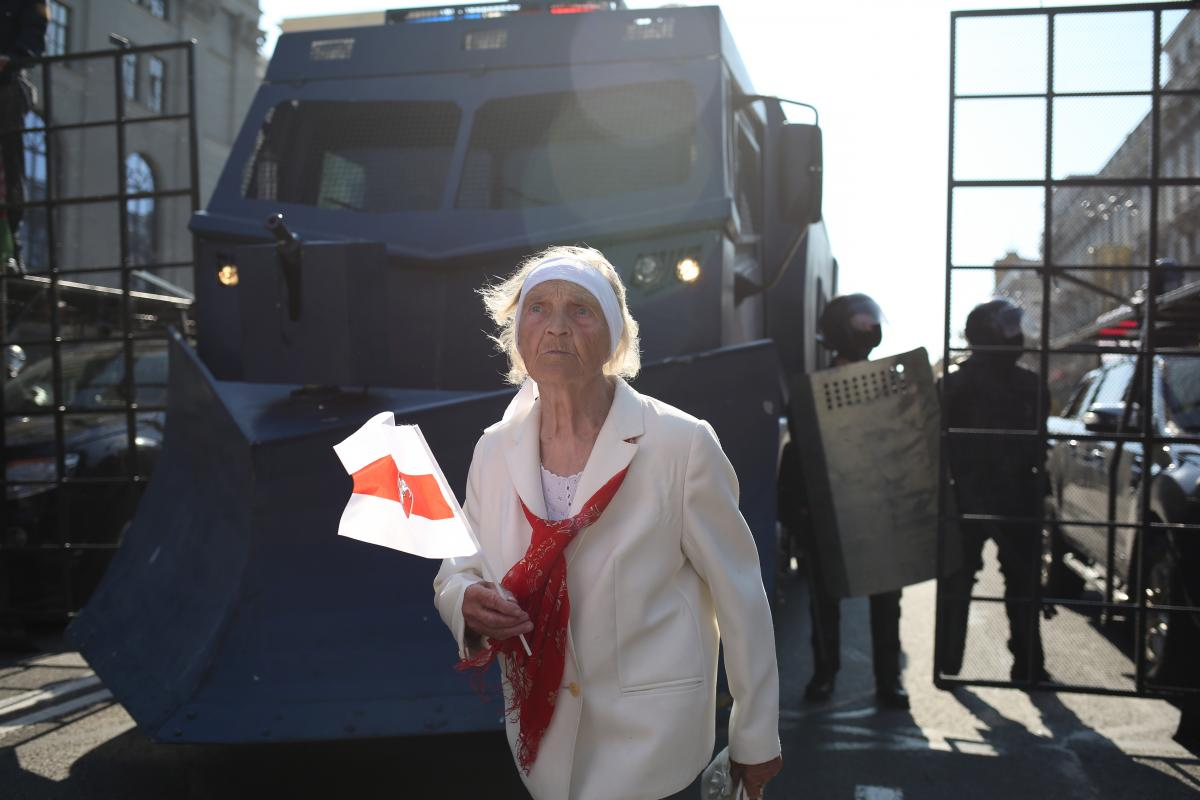 """Следователи ООН считают, что вБеларуси может начаться создание нового """"железного занавеса"""" в Европе / фото Reuters"""