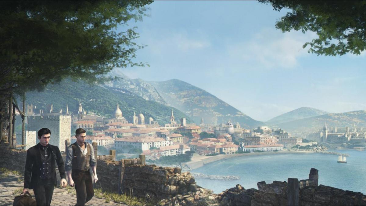 Новая игра расскажет о Молодом Шерлоке Холмсе / фото gamespot.com
