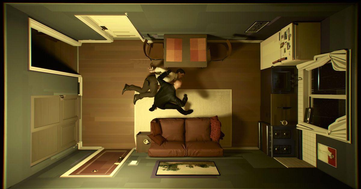 Героев игры озвучили Джеймс МакЭвой, Уиллем Дефо и Дейзи Ридли /скриншот из трейлера