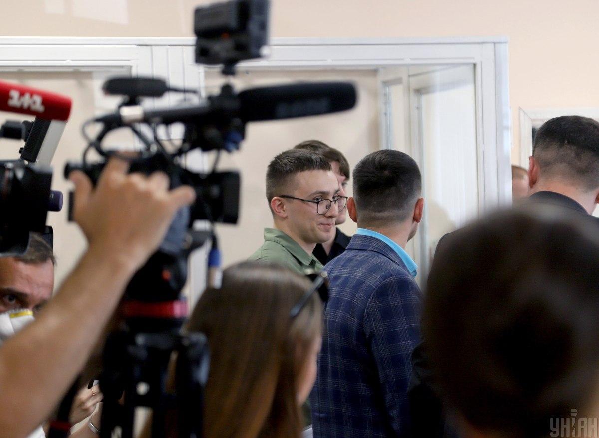 Стерненко знаходиться в СІЗО Одеси / фото УНІАН