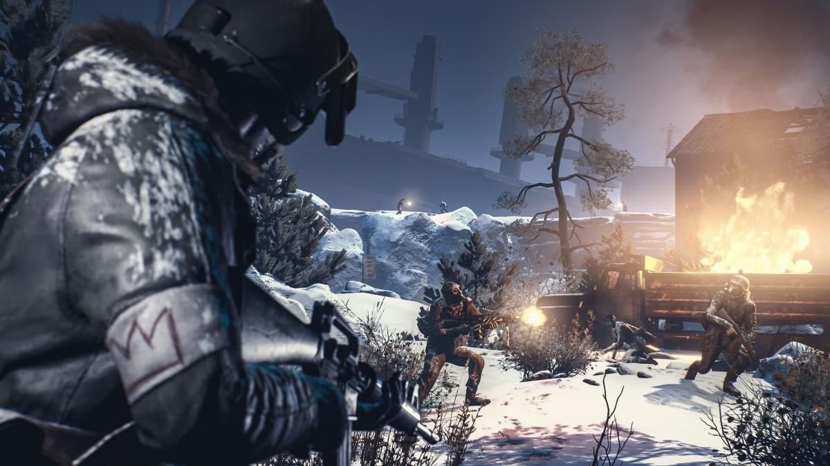 Vigor выйдет на PS4 этой осенью – 25 ноября / фото vigorgame.com