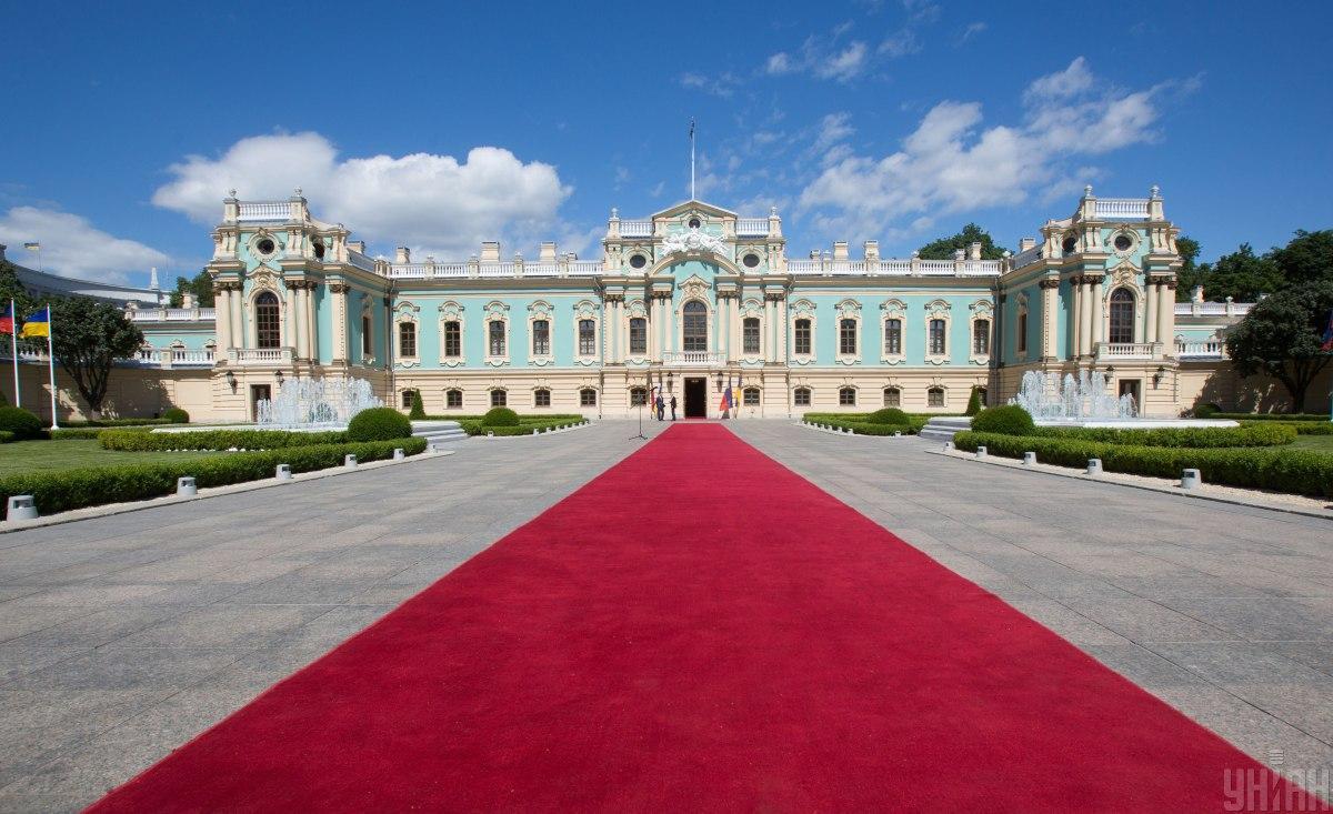 Маріїнський палац був на реконструкції 12 років / фото УНІАН