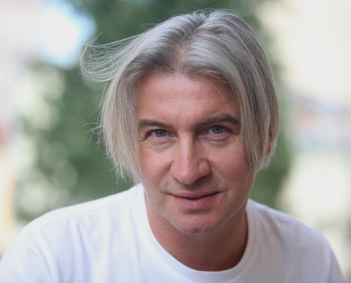 Николас Димитров уже создает новые истории / фото УНИАН