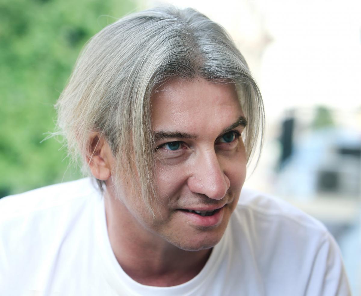 Начинающим авторам Димитров, прежде всего, посоветовал написать хороший роман/ фото УНИАН