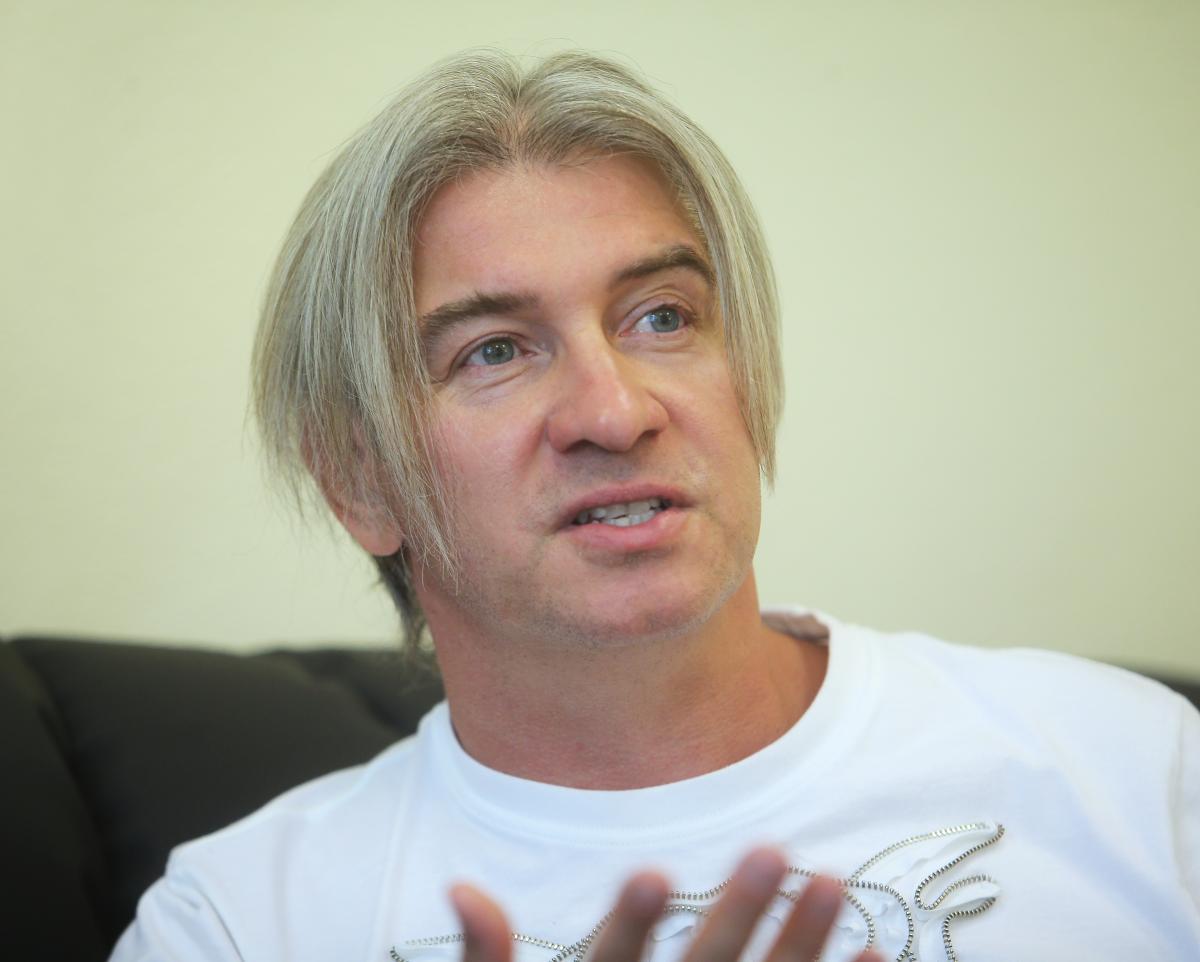 Димитров допускает, что напишет продолжение романа