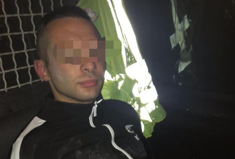 На Киевщине суд постановил арестовать злоумышленника, похитившего 4-летнюю девочку / фото Нацполиция