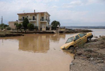 У Греції затопило острів: загинуло 5 осіб (фото)