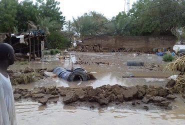 Жертвами наводнений в Судане стали более 20 человек