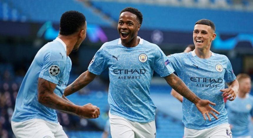 Манчестер Сити - Лион: онлайн-трансляция матча Лиги чемпионов