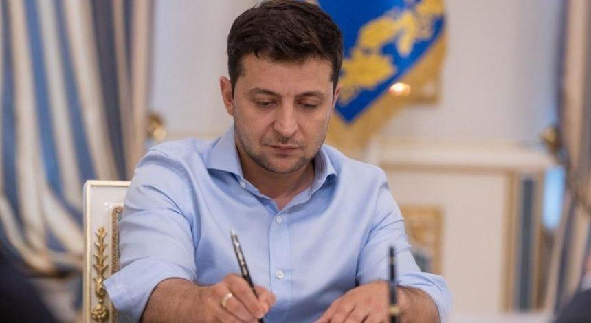 Зеленський вніс до Ради законопроект про лібералізацію застосування реєстраторів розрахункових операцій