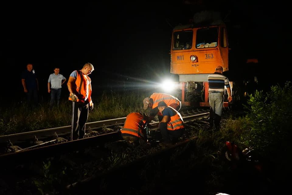 Взрыв на Житомирщине мог вызвать катастрофу / фото facebook.com/vitaliy.bunechko