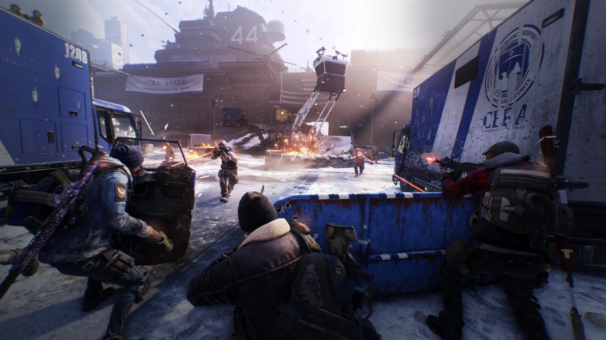 The Division роздають безкоштовно в Uplay / фото store.steampowered.com