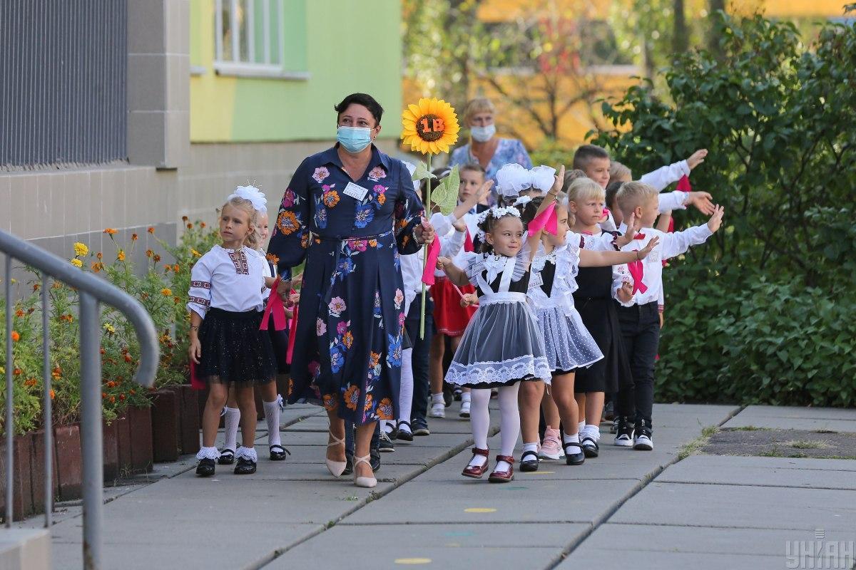 Станом на 14 вересня стосовно директорів закладів освіти за неприпинення роботи шкіл і дитячих садочків вже складено 57 протоколів / фото УНІАН