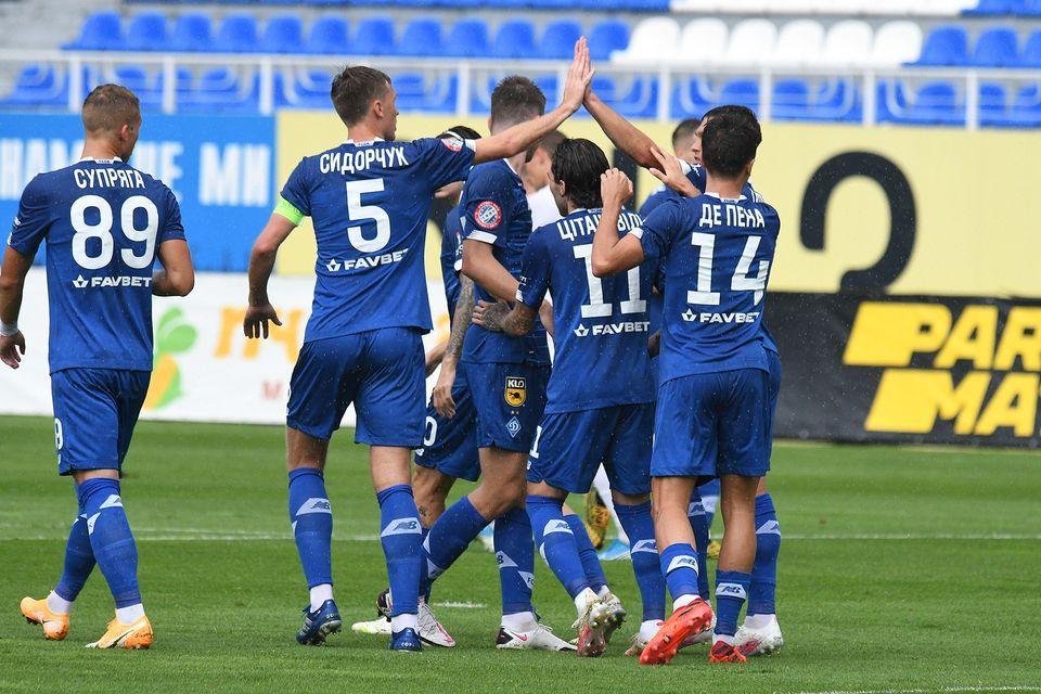 Динамо належить пройти два раунди кваліфікації ЛЧ / фото Динамо Київ